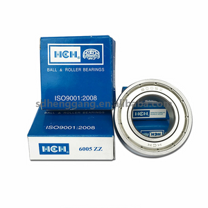 deep groove ball bearing HCH 6005 60052RS 6005 ZZ bearing ball
