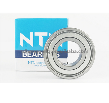 NTN-6812ZZ/2AS Sealed Deep Groove Ball Bearing Used for High Speed Experimental Analyser