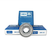 HCH bearing 6001 deep groove ball bearing HCH 6001 6001-2RS 6001 ZZ