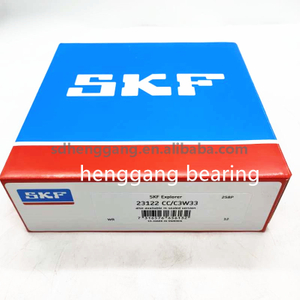23122 CC/C3 W33 SKF bearing spherical roller bearing 110*180*56mm