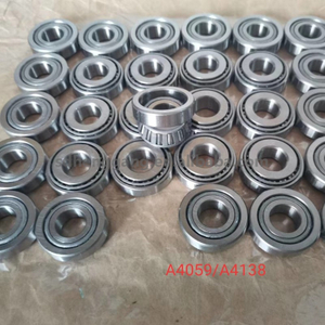 Factory stock low price good performance single row non-standard inch tapered roller bearing A4059/A4138
